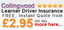 Collingwood Learner Drivers Quote